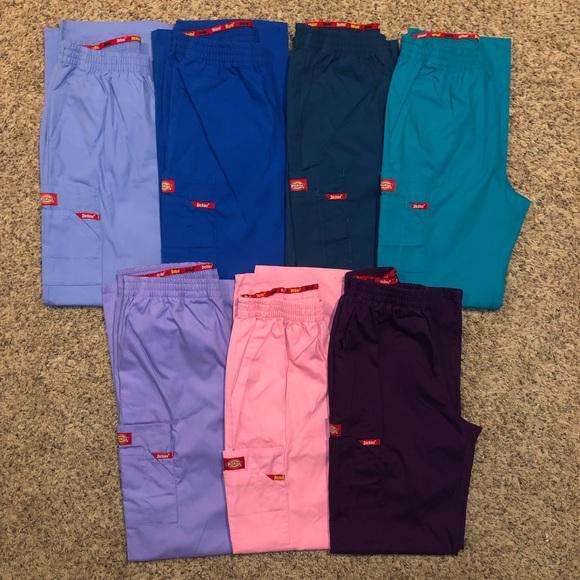 3b6e390f7e0 Dickies Pants | Womens Scrubs | Poshmark